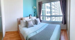 For RentCondoBang kae, Phetkasem : Quick rent !!! Fully furnished apartment, special price, gold location, Lumpini Park Petchkasem 98