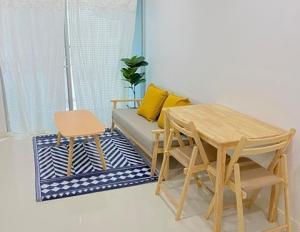 For RentCondoRatchadapisek, Huaikwang, Suttisan : Condo for rent 2 bedroom. A Space Hideaway Asoke - Ratchada