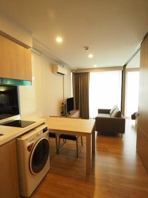 เช่าคอนโดอารีย์ อนุสาวรีย์ : For rent ปล่อยเช่า คอนโด Fynn Aree BTS อารีย์ 1 bed 33 ตร.ม 25,000/เดือน ชั้น 4 ฟลูเฟอร์ครบ ห้องสวยมาก