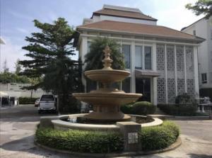 For SaleTownhouseRama3 (Riverside),Satupadit : Urgent! Selling townhome 4 floors, luxury, very cheap, Baan Klang Krung Rama 3 - Sathorn 3 bed / 4 bath 242 sq m, price 19.5 million baht.