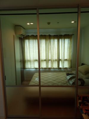 ขายคอนโดบางนา แบริ่ง : ขายถูกมาก คอนโด ลุมพินี วิลล์ สุขุมวิท 105 BTS แบริ่ง ลาซาล ตึก B 1 bedroom 26 ตร.ม ราคา 1.469 ลบ. ฟลูเฟอร์ครบ หิ้วกระเป๋าเข้าอยู่ได้เลย