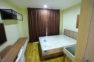 For RentCondoOnnut, Udomsuk : Condo for rent The Link Sukhumvit 64  fully furnished (Confirm again when visit).