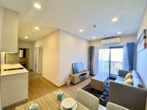 For RentCondoRamkhamhaeng, Hua Mak : ⭕️🐶 For rent (2 bd) Metris Rama 9 | Pet friendly | New beautiful room, 1 hand, ready to move in (near A Link Ramkhamhaeng)
