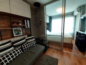 เช่าคอนโดลาดกระบัง สุวรรณภูมิ : ลุมพินี วิลล์ อ่อนนุช-ลาดกระบัง2 จำนวนห้องนอน1 ห้องนอน พื้นที่ทั้งหมด23.02 ชั้น4  ราคาเช่า (บาท/เดือน) 6500 บาท