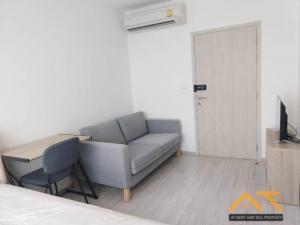For RentCondoBangna, Bearing, Lasalle : ** For rent, Ideo Mobi Sukhumvit Eastgate Studio, size 22 sq m, near BTS Bangna **