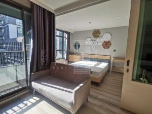 For RentCondoRatchadapisek, Huaikwang, Suttisan : For Rent Maestro 19 Ratchada 19-Vipha (34 sqm.)