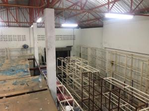 For RentWarehouseRathburana, Suksawat : Warehouse for rent 12x20 m. With 1 bedroom and bathroom for workers. In Soi Suksawat 70 Intersection 13