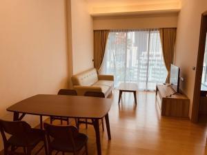 For RentCondoSukhumvit, Asoke, Thonglor : Rent:50,000THB, 72sqm 2bed at Siamese Exclusive 31