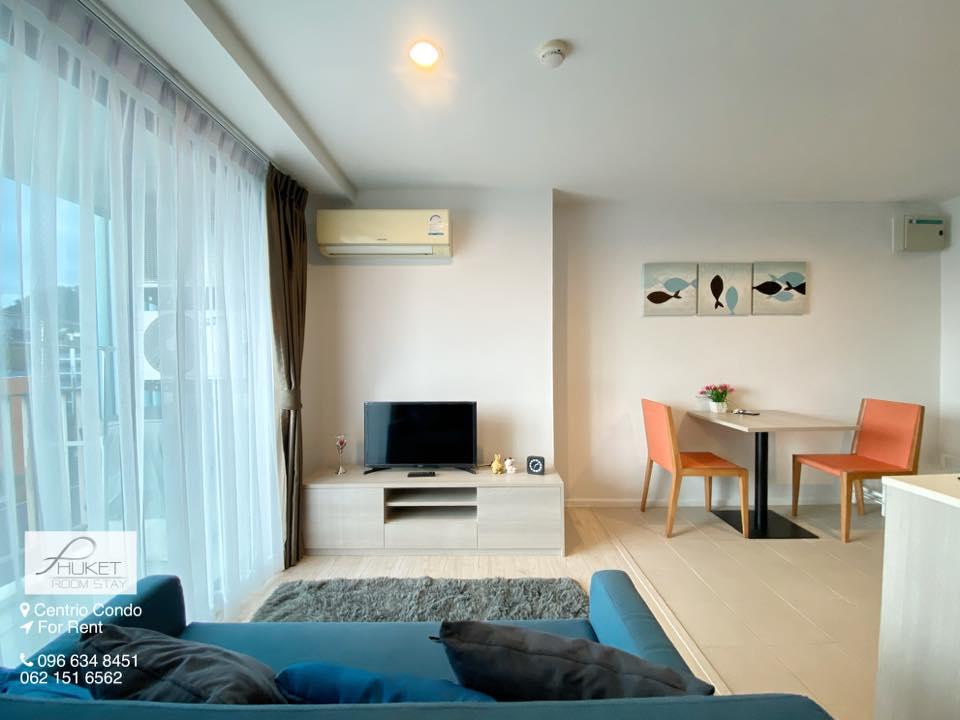 For RentCondoPhuket, Patong : Phuket Condo for Rent: Centrio (CENTRIO) opposite Central Floresta