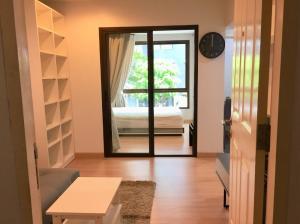 For RentCondoBangna, Lasalle, Bearing : Condo for rent, The Niche Mono Bangna, Building A, next to Bangna-Trad Road Km. 42.