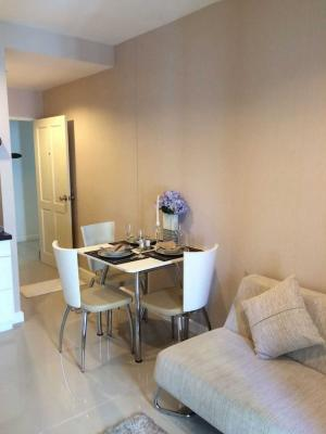 For RentCondoOnnut, Udomsuk : Condo at the entrance of Soi Sukhumvit 101/1 next to true Digital park 50 sq m, 1 bedroom separate with living room, call 0974200400