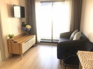 For RentCondoSathorn, Narathiwat : + Rent or sell urgently / Rent or Sale + Knightbridge prime sathorn 25 sqm. / Sqm. Beautiful room, 21st floor.