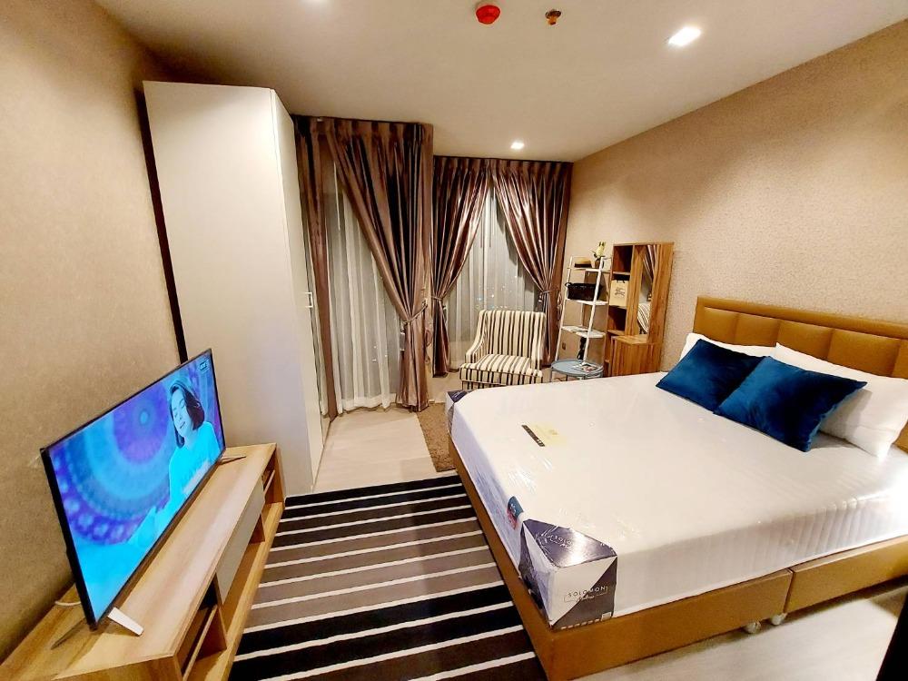 For RentCondoRama9, RCA, Petchaburi : Condo for rent, Life Asoke, Rama 9 (Condo Life Asoke - Rama 9) - Studio 1 bathroom