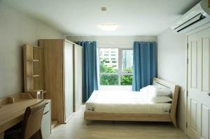 For RentCondoThaphra, Wutthakat : Used for rent Aspire Sathorn-Taksin, 28 sqm, 4th floor. , near BTS Wutthakat