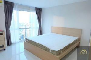 For RentCondoSilom, Saladaeng, Bangrak : AE0454 Condo for rent, Silom Suite, near BTS Chong Nonsi, area 55 sqm, 1 bedroom, 1 bath, high floor, city view, ready to move in.