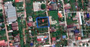 ขายที่ดินพัฒนาการ ศรีนครินทร์ : ขายที่ดิน 1 ไร่ ศรีนครินทร์ 24 อ่อนนุช 39 ใกล้แนวรถไฟฟ้าสายสีเหลือง