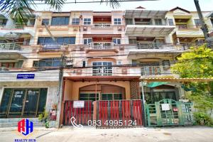 For SaleHome OfficeYothinpattana,CDC : 4-storey home office for sale, Soi Pradit Manutham 10, smooth express, Ekamai, Ramindra Opposite Central East Ville