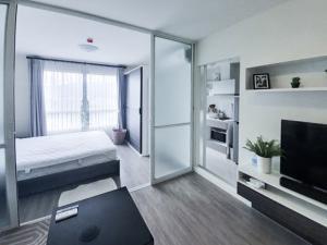 For RentCondoChiang Mai : D condo Ping Condo for Rent 30 Sqm 8th floor near Central Festival Chiangmai