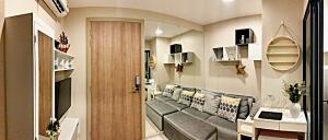 เช่าคอนโดพระราม 9 เพชรบุรีตัดใหม่ : 🌞 ห้องสวย กว้าง แบ่งเป็นสัดส่วน ตอบโจทย์ไลฟ์สไตล์คนเมือง ให้เช่าคอนโด Condolette Midst พระราม 9 ใกล้ MRT พระราม 9