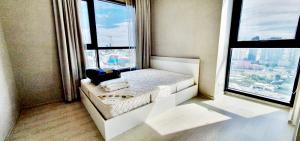เช่าคอนโดพระราม 9 เพชรบุรีตัดใหม่ : ⭐️ ห้องสวย กว้าง แบ่งเป็นสัดส่วน ตอบโจทย์ไลฟ์สไตล์คนเมือง ให้เช่าคอนโด Condolette Midst พระราม 9 ใกล้ MRT พระราม 9