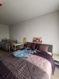 For RentCondoBangna, Lasalle, Bearing : Ideo O2 Studio Room for rent