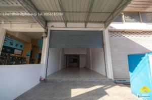 For SaleShophouseNawamin, Ramindra : Urgent sale, 3-storey commercial building, Soi Ruammit Phatthana, new building, renovated, Watcharaphon, Ramindra, Sukhaphiban 5