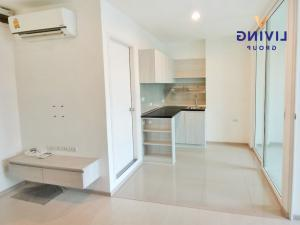 For SaleCondoSamrong, Samut Prakan : Condo for sale: Aspire Erawan, 12th floor, size 36.79 sq.m., 2 bedrooms, corner room, air-conditioned building. Fully furnished, ready to move in, next to BTS Chang Erawan.