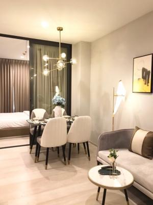 เช่าคอนโดวิทยุ ชิดลม หลังสวน : For rent Life 1 Wireless new room new decoration