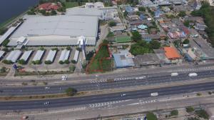 ขายที่ดินสระบุรี : ขายที่ดินสวย ติดถนนมิตรภาพ หน้ากว้าง 18 เมตร เนื้อที่ 197 ตารางวาติดโฮมโปรและโรบินสันไลท์ สไตล์สระบุรี