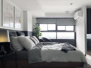 เช่าคอนโดพระราม 9 เพชรบุรีตัดใหม่ : For Rent Ideo New Rama 9 ห้อง Duplex ห้องใหม่ สวยมากๆ เฟอร์ครบ พร้อมอยู่ @JST Property.