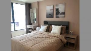 For SaleCondoOnnut, Udomsuk : Condominium for Sale, Niche Mono Sukhumvit 50, Near BTS Onnut, Fully furnished appliances