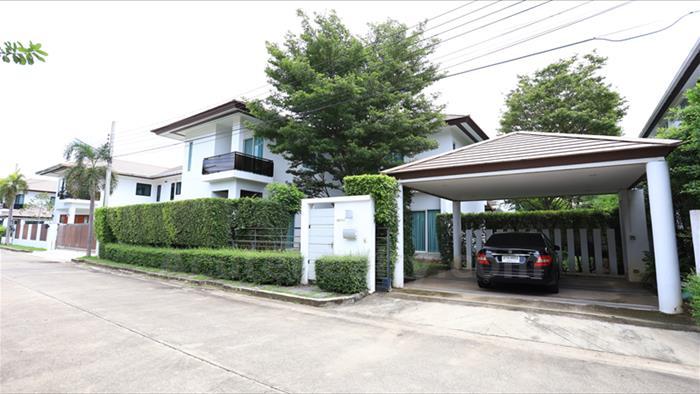 For SaleHouseRama9, RCA, Petchaburi : house for sale Rama9 Wongwaen  detached house for sale Wongwaen Rama 9 Sale under market price