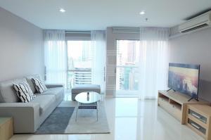 เช่าคอนโดสีลม ศาลาแดง บางรัก : For Rent Silom Suite (55 sqm.)