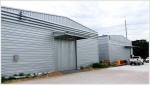 For RentWarehousePattaya, Bangsaen, Chonburi : โกดังสำเร็จรูปให้เช่า ท.ล.331 แหลมฉบัง-มาบเอียง ใกล้ปิ่นทอง 2 สายด่วน 099-896-9474