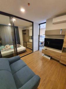 For RentCondoRamkhamhaeng, Hua Mak : For Rent Metris Rama 9-Ramkhamheang (30 sqm.)