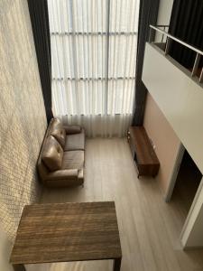 For RentCondoSathorn, Narathiwat : Knightbridge Prime Sathorn 1 Bed + duplex 27Fl. 44 sqm.