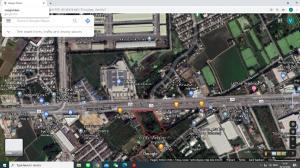 เช่าที่ดินนครปฐม พุทธมณฑล ศาลายา : ที่ดิน 7 ไร่ ติดถนน บรมราชชนนี ตรงข้ามHomepro พุทธมณฑล สาย5