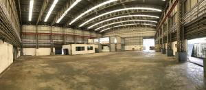 For RentFactorySamrong, Samut Prakan : Warehouse for rent 80 m * 60 m 150,000 baht / month Contact 0819196666