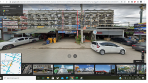 For SaleShophouseLadkrabang, Suwannaphum Airport : Commercial building for sale near Suvarnabhumi Airport