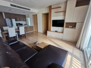 For RentCondoSukhumvit, Asoke, Thonglor : Siri @ Sukhumvit 2 bedrooms, 21st floor, corner room, beautiful view.