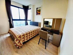 For RentCondoRatchadapisek, Huaikwang, Suttisan : For rent Quinn Ratchada 17 Nearby MRT Sutthisan