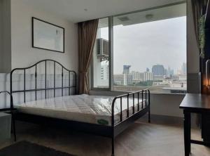 เช่าคอนโดสยาม จุฬา สามย่าน : ให้เช่า Chamchuri Square Residence ติดม.จุฬา  มองเห็นคณะเศรษฐศาสตร์ ฯ  จากหน้าต่างห้อง
