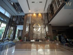 For RentCondoRama9, RCA, Petchaburi : 💥💥 Rent a room decorated in luxury Q Asoke Condo💥💥