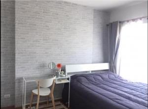 For RentCondoBang Sue, Wong Sawang : Code 10994   🔥🔥NEW Condo for rent, The Parkland Ratchada-Wongsawang.  #Near MRT Wong Sawang, size 35 sqm., 30th floor [[@Line: 0936269352]]
