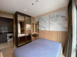 For RentCondoRama9, RCA, Petchaburi : MN456 - For rent: Rhythm Asoke, corner room, beautiful, ready to move in, size 42 sq.m.