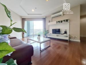 For RentCondoRama9, Petchburi, RCA : (474)Belle Grand condominium: Minimum rental 1 month / warranty 1 month / free internet / free cleaning