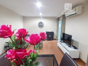 For RentCondoRama9, Petchburi, RCA : (636)Belle Grand condominium: Minimum rental 1 month / warranty 1 month / free internet / free cleaning