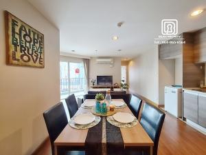 For RentCondoRama9, RCA, Petchaburi : (869)Belle Grand condominium: Minimum rental 1 month / warranty 1 month / free internet / free cleaning