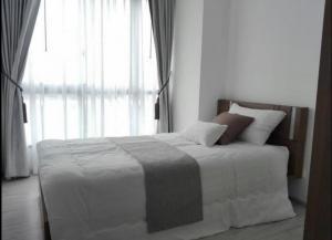 For RentCondoBang Sue, Wong Sawang : Code 10848   🔥🔥NEW Condo for rent, Ideo Mobi Bangsue Grand Interchange, size 26.6 sqm, floor 15A # near MRT Tao Poon [[@Line: 0936269352]]