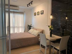 For RentCondoPinklao, Charansanitwong : Code 10969 | 🔥🔥NEW Condo for rent Unio Charansanitwong 3 size 28.19 sqm 8th floor # near MRT Tha Phra [[@Line: 0936269352]]